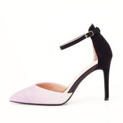 SOFILINE Pantofi in doua culori Johanna (B1639-7 PURPLE -39)
