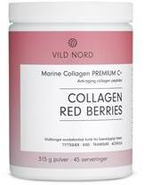 VILD NORD - Collagen RED BERRIES 315 g