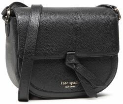 Kate Spade New York Geantă Md Saddle Bag PXR00507 Negru