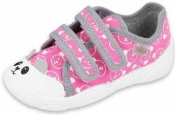 Befado Maxi 907P131 lány tornacipő, 24, rózsaszín