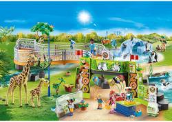 Playmobil Gradina Zoologica (70341)
