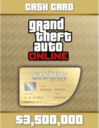 Rockstar Games Grand Theft Auto Online Whale Shark Cash Card (PC)