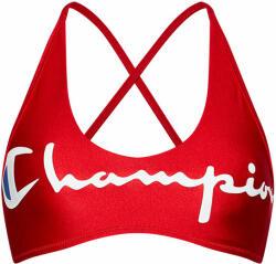 Champion Bikini partea de sus Back Script Logo 113028 Roșu