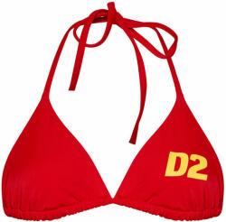 Dsquared2 Bikini partea de sus D6BX62830.61640 Roșu Costum de baie dama