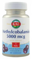 KAL Methylcobalamin 500 mg - 60 cps