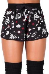 KILLSTAR Pantaloni scurți (pijama) KILLSTAR pentru femei - See U In Hell - KSRA003167