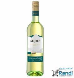 Вино Чили Andes Совиньон Блан 750мл