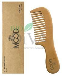 Bio Essenze Pieptene pentru păr din lemn de bambus Mood Bio Essenze