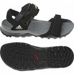 adidas Performance Sandale bărbătești adidas Performance CYPREX ULTRA SANDAL II 13 Negru / Gri / Alb