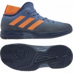 adidas Performance încălțăminte tenis de copii adidas Performance Phenom Jr 34 Albastru închis / Portocaliu - lionsport - 293,60 RON