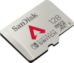 SanDisk microSDXC 128GB C10/UHS-I/U3 (SDSQXAO-128G-AN6ZY/SDSQXAO-128G-GN6ZY)