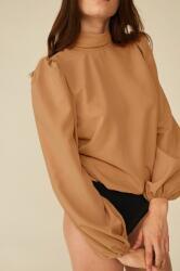 Undress Code - Felső Cosmic Love - bézs L - answear - 21 990 Ft