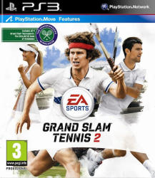 Electronic Arts Grand Slam Tennis 2. (PS3)