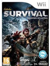 Activision Cabela's Survival Shadows of Katmai (Wii)