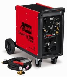 TELWIN SUPERTIG 200 AC/DC-HF 230V