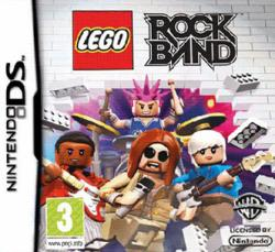 Warner Bros. Interactive LEGO Rock Band (Nintendo DS)