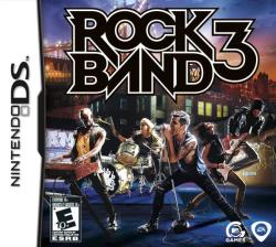 Electronic Arts Rock Band 3 (Nintendo DS)