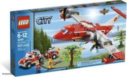 LEGO City Tűzoltó repülőgép 4209