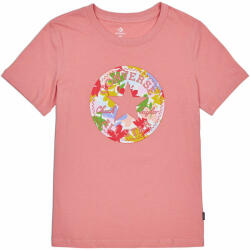 Converse FLOWER VIBES CHUCK PATCH CLASSIC TEE dama XS 10022172-A03