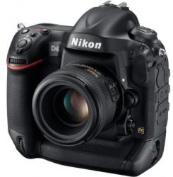 Nikon D4 Body (VBA320AE)
