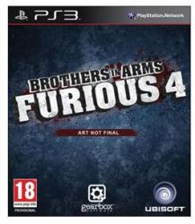 Ubisoft Brothers in Arms Furious 4 (PS3)
