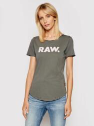G-Star Raw Tricou Graphic D19950-4107-1260 Gri Slim Fit