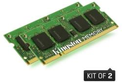 Kingston 4GB (2x2GB) 800MHz KTA-MB800K2/4G