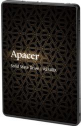 Apacer AS340X 2.5 120GB SATA3 (AP120GAS340XC-1)