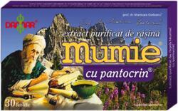 Damar Mumie-extr Rasina+pantocrin 30cpr
