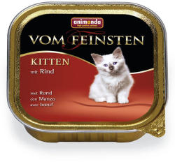 Animonda Vom Feinsten Kitten Beef 100g