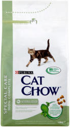 Cat Chow Sterilized 400g