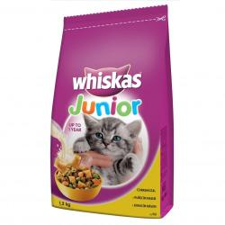 Whiskas Junior Chicken Dry Food 14kg