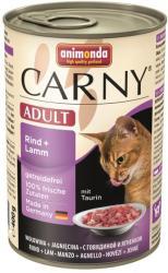 Animonda Carny Adult Beef & Lamb 400g