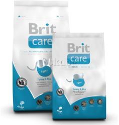 Brit Care Cat Light Turkey and Rice 7, 5kg