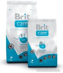 Brit Care Cat Light Turkey and Rice 400g