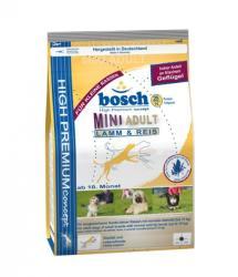bosch Adult Mini Lamb & Rice 15kg