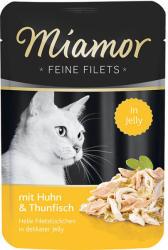 Miamor Feine Filets - Chicken & Tuna 100g