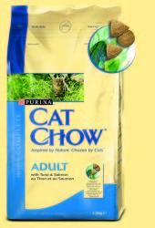 Cat Chow Adult Tuna & Salmon 1,5kg