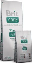 Brit Care - Senior Lamb & Rice 3kg