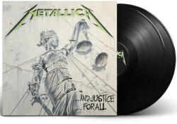 Metallica And Justice For All 180g LP remaster 2018 (2vinyl)