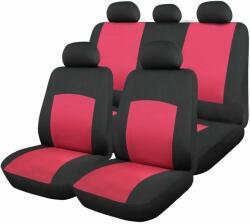 RoGroup Huse Scaune Auto Opel Monterey - RoGroup Oxford Rosu 9 Bucati