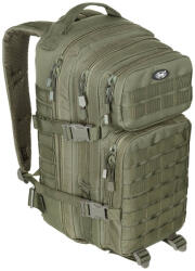 MFH Rucsac modular Assault, 30 litri, multiple buzunare, compatibil sistem hidratare, verde MFH - antomaragro
