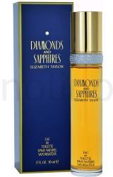 Elizabeth Taylor Diamonds and Sapphires EDT 50ml