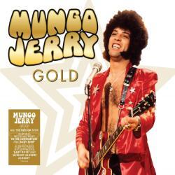 Mungo Jerry Gold HQ 180g Gold Coloured LP (vinyl)