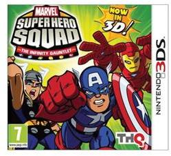 THQ Marvel Super Hero Squad Infinity Gauntlet (3DS)
