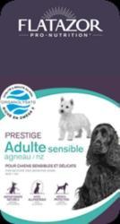 Flatazor Prestige Adulte Sensible - Lamb & Rice 15kg