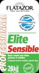 Flatazor Professionnel Elite Sensible 2x20kg
