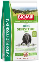 Biomill Swiss Professional Mini Sensitive lamb & rice 1kg