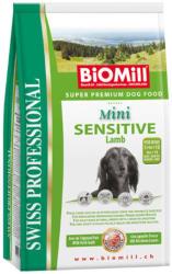 Biomill Swiss Professional Mini Sensitive lamb & rice 3kg