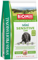 Biomill Swiss Professional Mini Sensitive lamb & rice 8kg